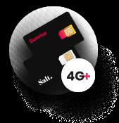 Mobile Daten SIM Premium 4G+